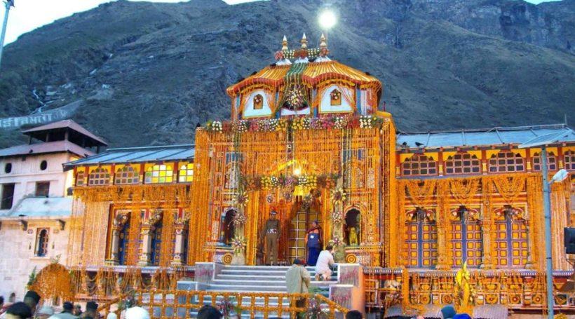 Badrinath-Temple-Chardham-Yatra
